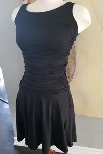Robin Piccone ruched sleeveless dress